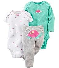 Carter's Baby Girls' 3 Piece Take Me…