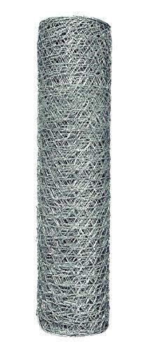 Origin Point Garden Zone 18x150 1-Inch Galvanized Hex Netting
