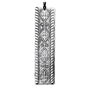 Hand Made in America Classic Tuxedo Metal Bookmark