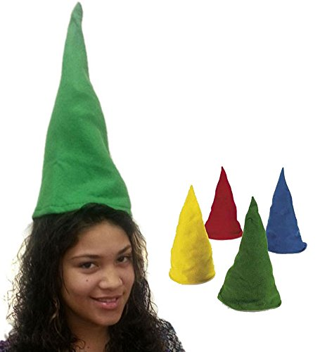 How to make a gnome hat out of poster board