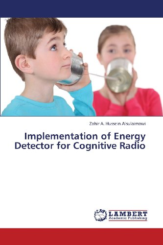 Implementation of Energy Detector for Cognitive Radio