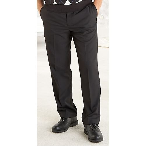 PGA TOUR Ultimate Performance Golf Pants BLACK