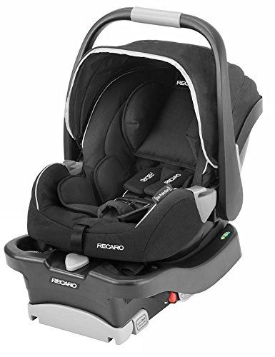 Recaro Performance Coupe Onyx Infant Safety Child Car Seat front-956357