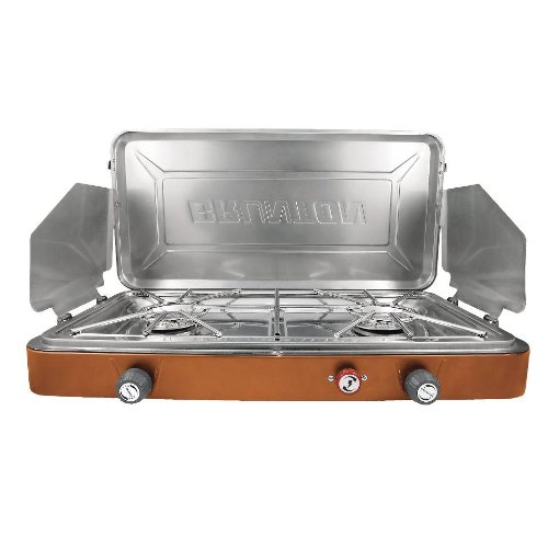 Brunton Profile Two Burner Stove