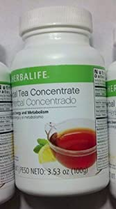 Herbal Tea Concentrate Lemon 3.53oz