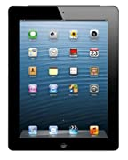 Apple iPad with Retina Display MD510LL/A (16GB, Wi-Fi, Black) NEWEST VERSION