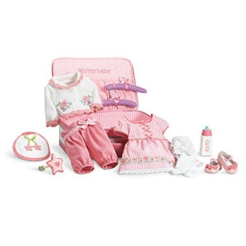 American Girl Doll Bitty Baby Deluxe Layette Set
