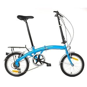 APEX Folding Bike Shimano 6 Speed