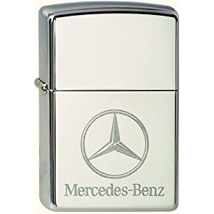 original zippo feuerzeug mercedes benz star garten on. Black Bedroom Furniture Sets. Home Design Ideas