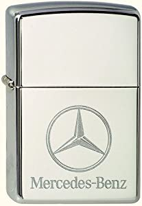 original zippo feuerzeug mercedes benz star garten. Black Bedroom Furniture Sets. Home Design Ideas
