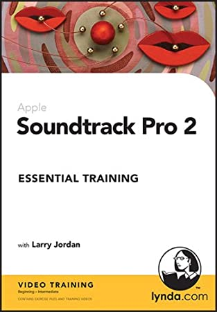 Soundtrack Pro 2 Essential Training