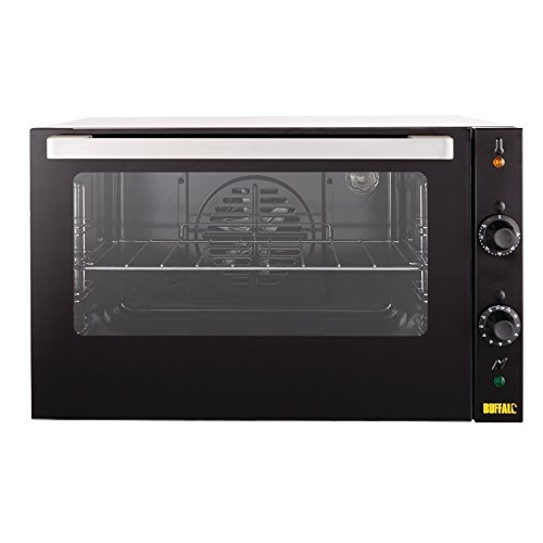 Buffalo Convection Oven 50Ltr 395X610X600mm Kitchen Roasting And Heating Warm