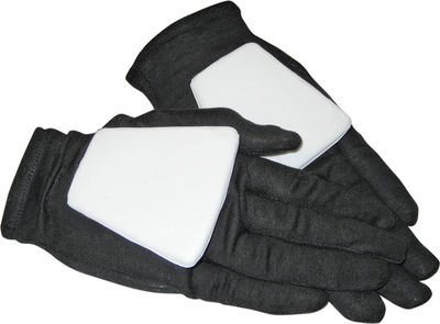 Adult Clone Trooper Gloves Star Wars TM Costume Accessory