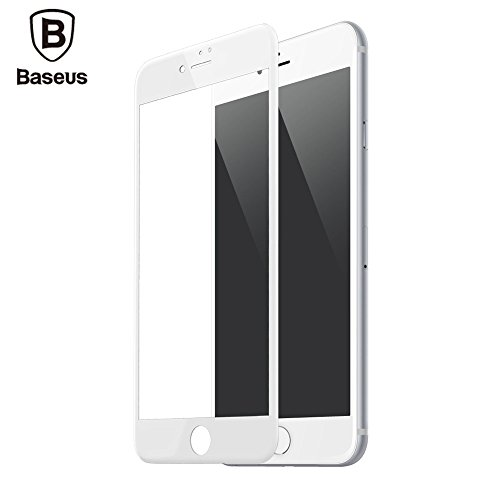 Baseus Screen Protector For iPhone 7 9H 0.2mm Clear Toughened Glass Explosion-proof Shatterproof Non Full Screen Protective Film
