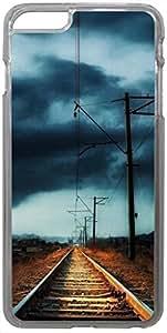 FCS Printed 2D Designer Hard Back Case For Apple iPhone 6 Plus (5.5-Inch) -20602