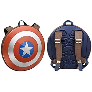 Avengers: Age of Ultron Captain America Shield Backpack
