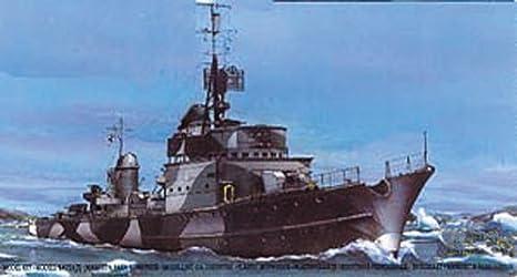Heller - 81011 - Construction Et Maquettes - Torpedoboot T23-1923 - Echelle 1/400ème