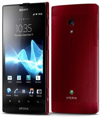 Link to Sony Xperia Ion LT28h Red Factory Unlocked International Version 3G PENTA BAND HSDPA 850 / 900 / 1700 / 1900 / 2100 SALE