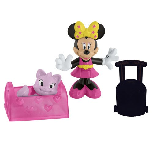 Disney Minnie Mouse Bowtique Glam Travel Minnie - 1