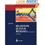 Relativistic Quantum Mechanics. Wave Equations