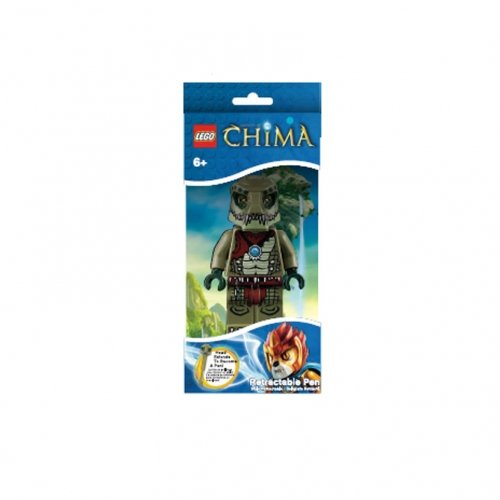 Lego Chima 'Crawley' Retractable Stationery Character Pen