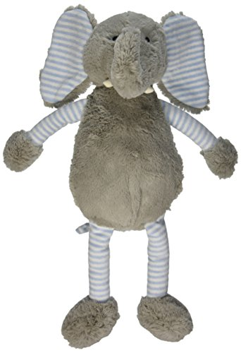 "North American Bear Company Baby Long Legs 18"" Plush Toy, Elephant"