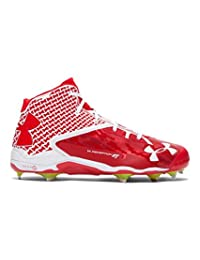 Under Armour Men's UA Deception Mid DiamondTips Baseball Cleats