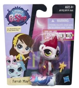 Littlest Pet Shop Get The Pets Single Pack Farrah May Doll - 1
