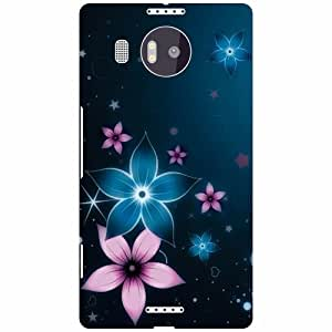 Back Cover For Microsoft Lumia 950 XL (Printed Designer)