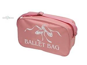 Tappers Pointers Shoulder Bag - Pink Ballet Bag