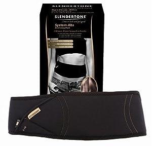 slendertone accessoire ceinture abdominale system femme sports et loisirs. Black Bedroom Furniture Sets. Home Design Ideas