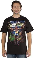 Ultimate Warrior Warrior Priest T-shirt Medium
