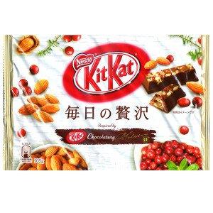 【新発売】ネスレ日本 キットカット毎日の贅沢 105g×3袋