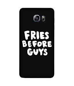Fries Before Guys Printed Back Cover Case For Samsung Galaxy Note 5