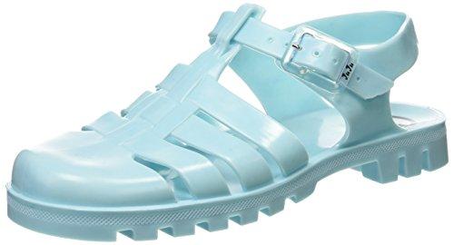 JuJu ShoesMaxi - Sandali donna , Blu (Blue (Paloma Blue)), 36