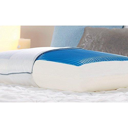 sealy-memory-foam-hydraluxe-gel-bed-pillow