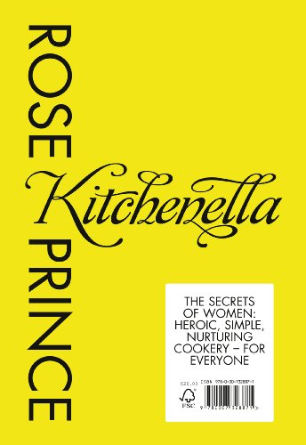 Kitchenella: The Secrets of Women. Rose Prince