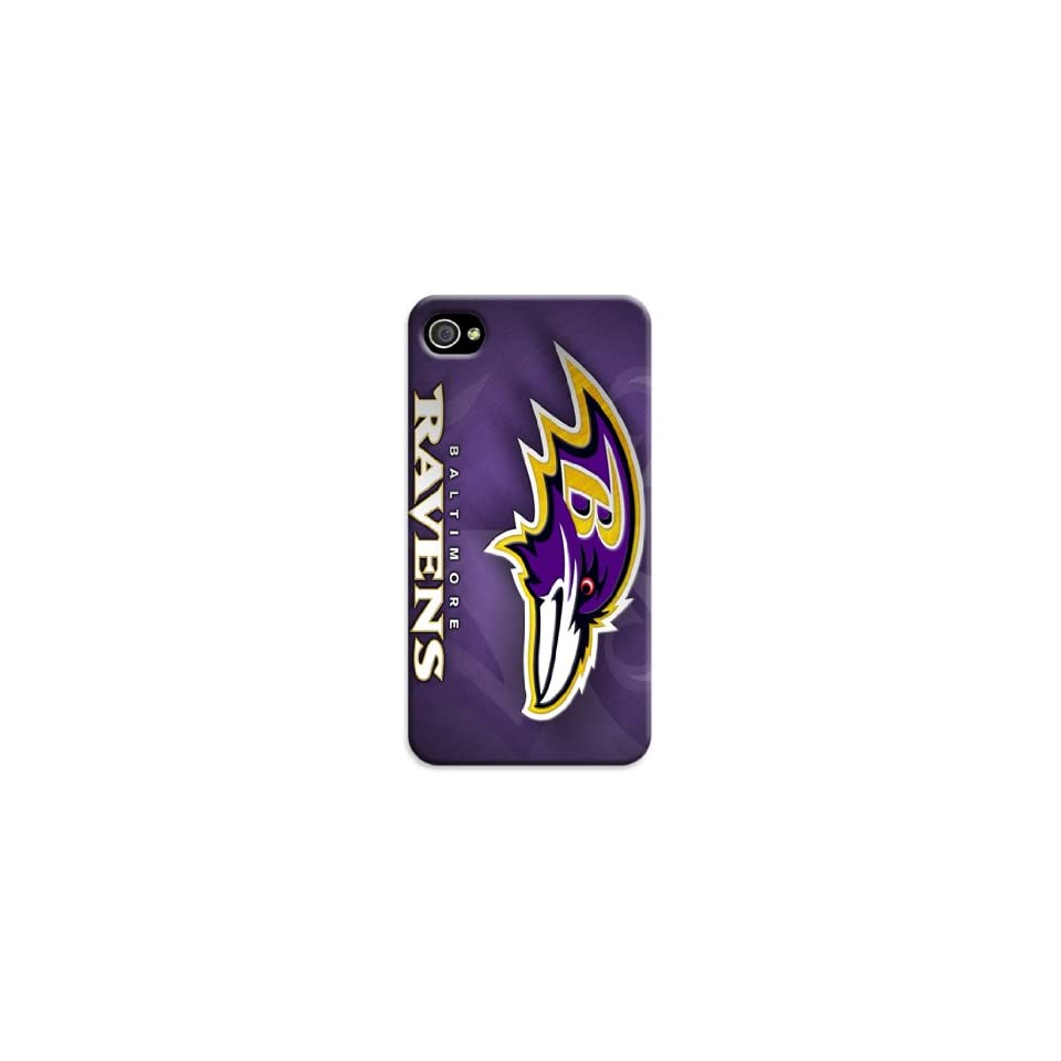 Baltimore Ravens NFL Iphone 5 Case/iphone 5s Case Cell Phones & Accessories