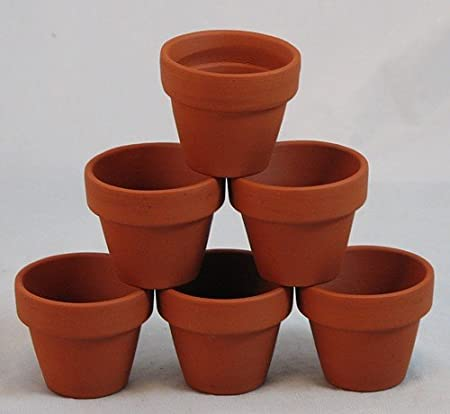 Flower Pots - Terra Cotta