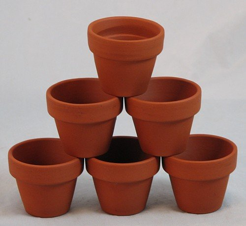 terracotta flower pots simple classic something for everyone gift ideas. Black Bedroom Furniture Sets. Home Design Ideas