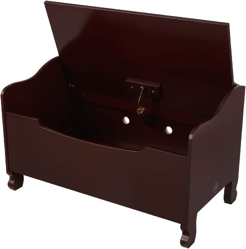 Buy KidKraft Queen Anne Toy Chest - Cherry