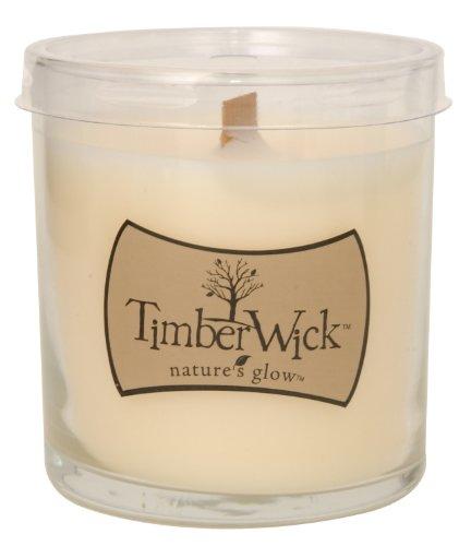 Timberwick Organic Cotton Soy Tumbler Candle