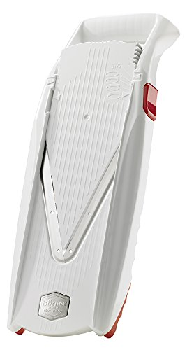 Swissmar Borner V Power Mandoline, V-7000, White (Swiss Borner Mandoline Slicer compare prices)
