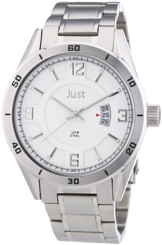 Just Watches 48-S9279S-SL - Orologio uomo