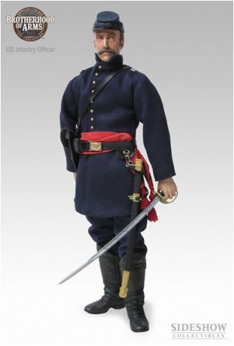 Civil War Infantry Officer: Army of the Potomac 12-inch Action Figure