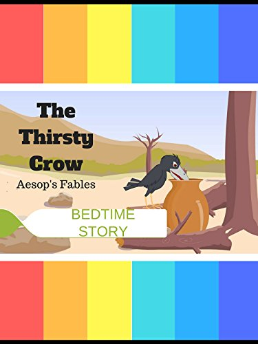 The Thirsty Crow Aesop's Fables