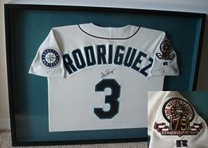 Alex Rodriguez Signed Uniform - Autographed MLB Jerseys by Sports Memorabilia