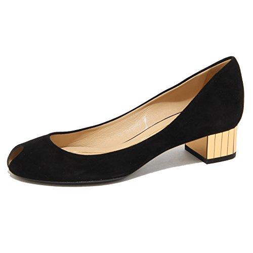 8952N decollete GUCCI nero scarpe donna shoes women [36]