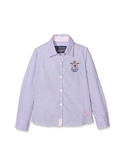 Valecuatro Camisa Casual Azul