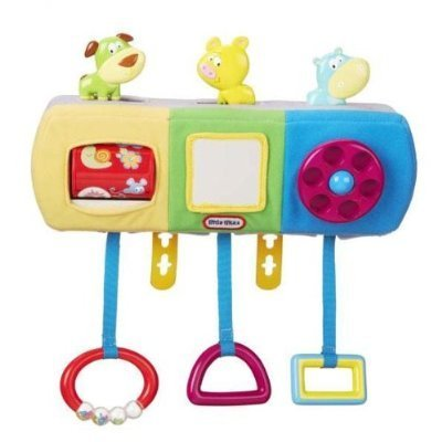 Little Tikes Peekin' Pals Crib Toy